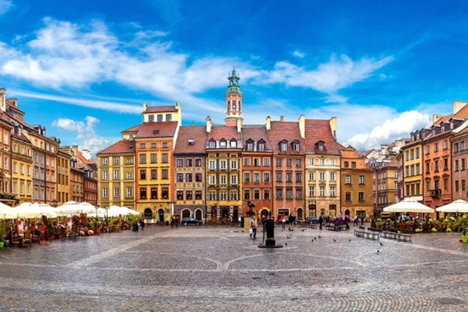 Circuit Le Grand Tour de la Baltique Copenhague Danemark