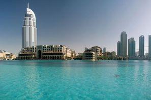 Dubai et les Emirats-Dubai, Circuit Du Golfe Persique à L'Océan Indien