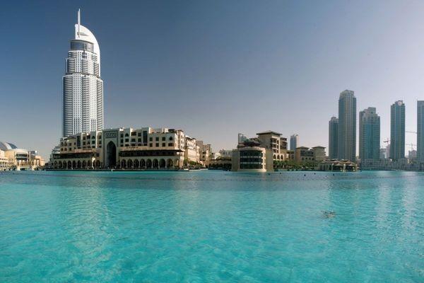 Dubai Circuit Du Golfe Persique à L'Océan Indien Dubai Dubai et les Emirats