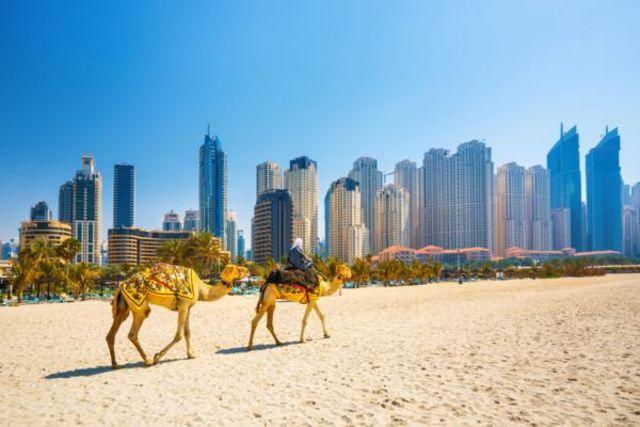 Dubai et les Emirats : Combiné circuit et hôtel Les Emirats modernes : De Dubaï à Abu Dhabi