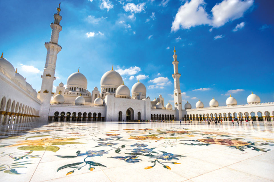 Circuit Emirats Arabes Unis, Pays de l'or noir Dubai et les Emirats Emirats arabes unis