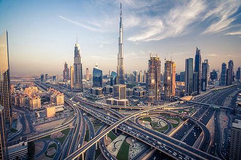 Dubai et les Emirats : Circuit Festibreak à Dubaï depuis l'hôtel Ibis Deira City Center