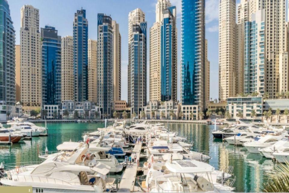 Circuit Emirats Express Dubai et les Emirats Emirats arabes unis