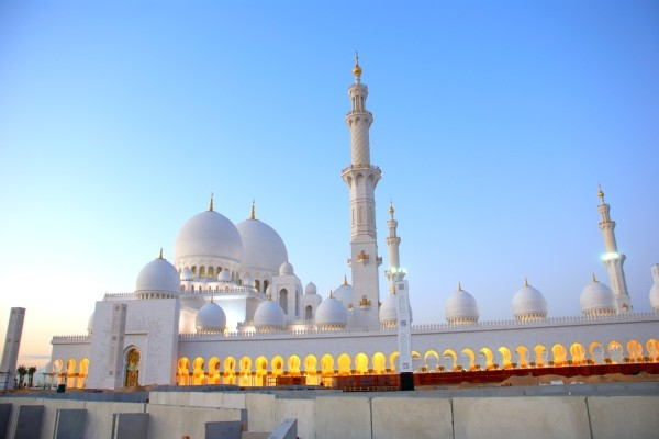 mosquée Circuit L'essentiel des emirats arabes unis Dubai Dubai et les Emirats