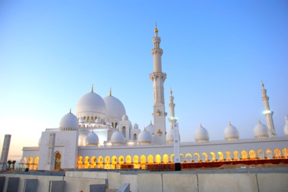 Circuit Indispensable Emirats Dubai et les Emirats Emirats arabes unis