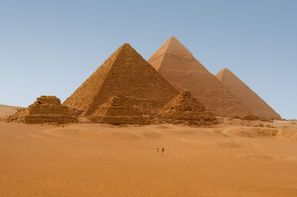 Egypte-Le Caire, Combiné croisière et hôtel Stopover au Caire + Croisière sans excursions sur le Nil 5*