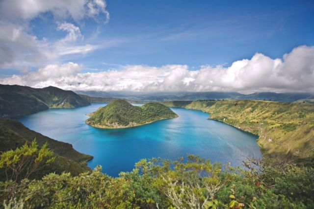 Equateur : Circuit Découverte de l'Equateur