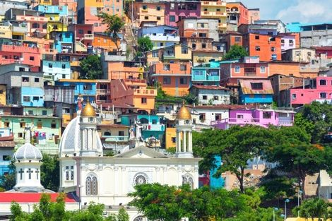 Equateur-Quito, Circuit Les inoubliables de l'Equateur