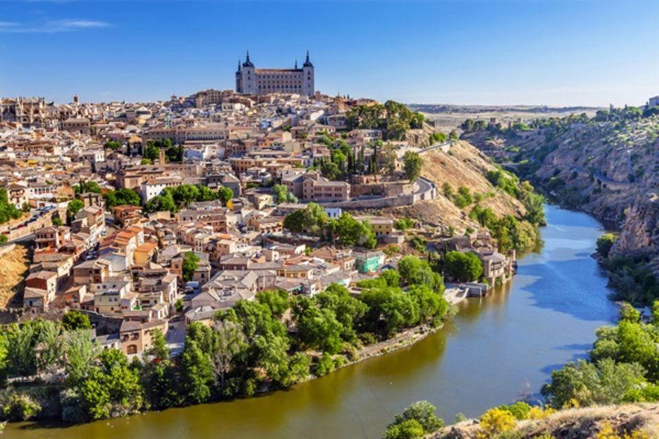 Circuit L'Espagne : de la Castille à l'Andalousie Madrid Espagne