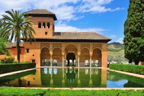 Espagne-Malaga, Circuit L'essentiel de l'Andalousie 3*