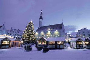 Estonie-Tallinn, Hôtel Saint Sylvestre à Tallinn 3*