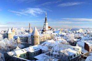 Estonie-Tallinn, Hôtel Saint Sylvestre à Tallinn 4*