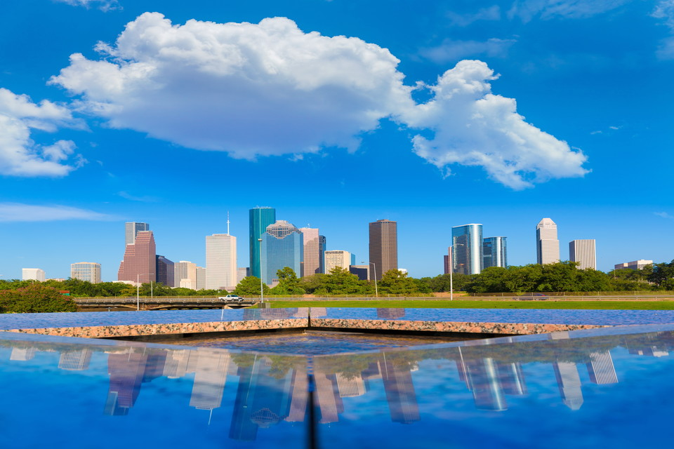 Circuit Premier regard Etats Sud & Musique Houston Etats-Unis