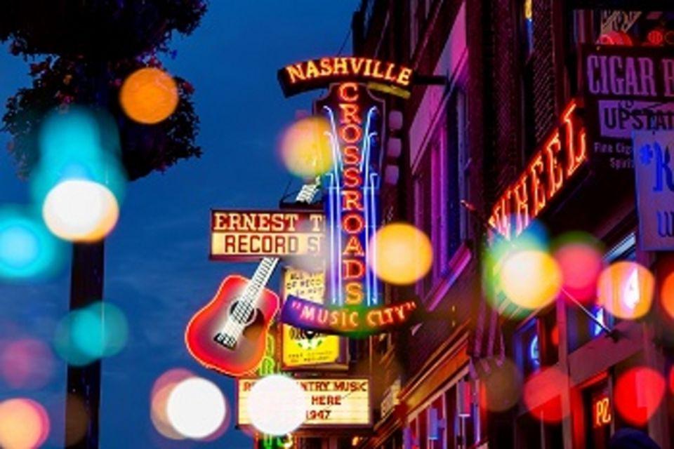Circuit Premier regard Etats Sud & Musique Grandes Villes, Cote Est Etats-Unis