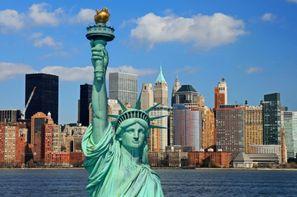Etats-Unis-Los Angeles, Circuit Paysages de l'Ouest Américain et extension New York