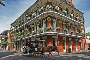 Etats-Unis-New Orleans, Circuit Indispensable Louisiane