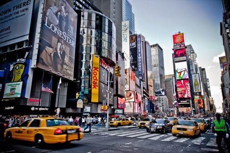 Etats-Unis-New York, Circuit Indispensable Côte Est