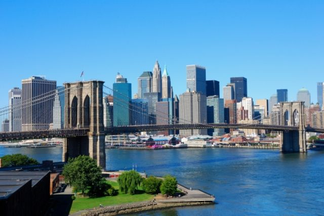 Etats-Unis : Circuit FRAM New York City