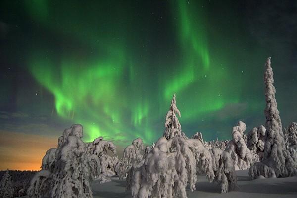 Aperçu du voyage - Lumière de Laponie Circuit Lumière de Laponie3* Kittila Finlande