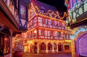 Circuit Les plus beaux marchés de noël de France