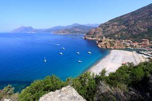 France Corse-Ajaccio, Autotour Corsica Bella 3*