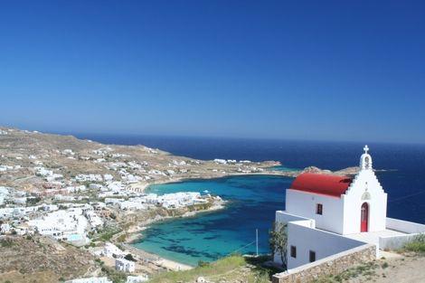 Grèce : Les Cyclades-Ile d'Andros, Circuit A la Découverte des Cyclades 3*