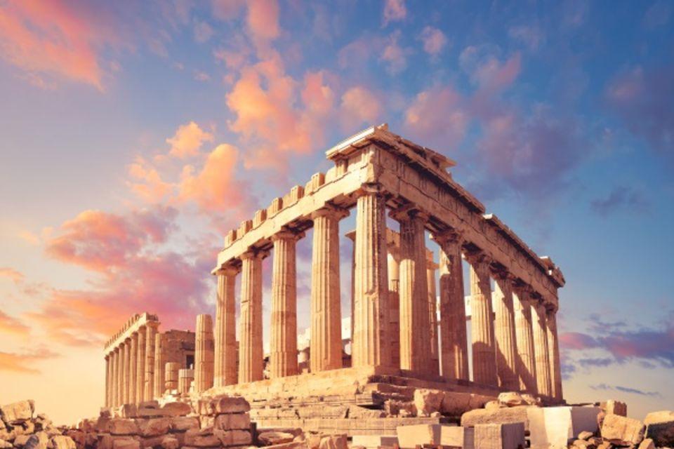 Circuit Trésors du Péloponnese Athenes Grece