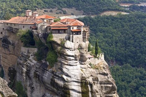 Grece-Athenes, Autotour Grèce Classique et Meteores 3*