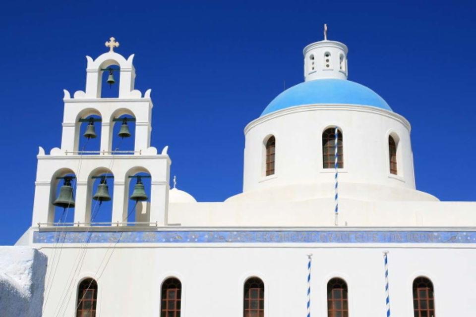 Circuit Echappée Depuis Paros depuis l'hôtel Holiday Sun Les Cyclades Iles Grecques