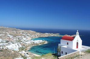 Grece-Mykonos, Circuit A la Découverte des Cyclades 3*