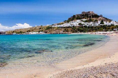 Grece-Rhodes, Circuit Périple depuis Rhodes 2 îles en 1 semaine - Rhodes et Patmos 3*