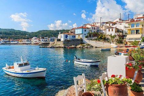 Grece-Rhodes, Circuit Périple depuis Rhodes 2 îles en 1 semaine - Rhodes et Symi 3*