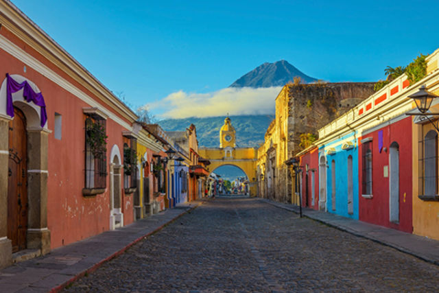 Guatemala : Circuit Indispensable Guatemala & Honduras