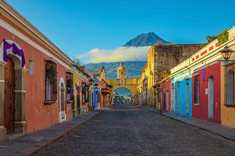 Guatemala-Guatemala City, Circuit Indispensable Guatemala & Honduras
