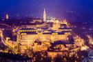 Saint Sylvestre à Budapest
