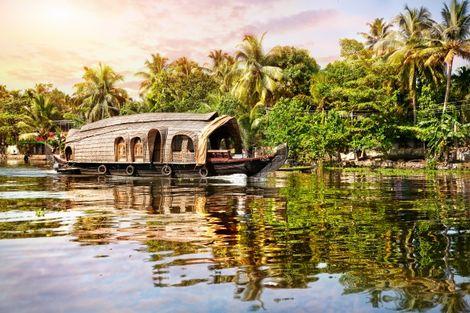 Inde : Circuit Tamil Kerala
