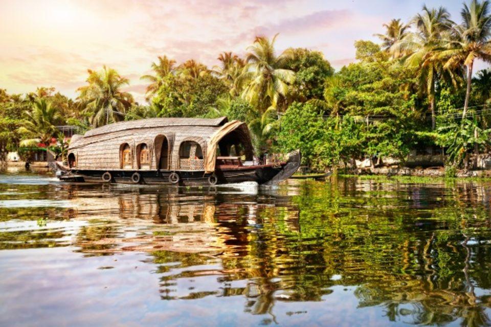 Circuit Tamil Kerala Etats du Sud Inde