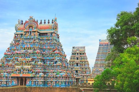 Inde-Chennai, Circuit Splendeurs de l'Inde du Sud 3*