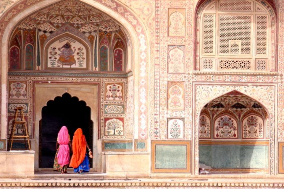 Circuit Beautés du Rajasthan sans vols Delhi Inde