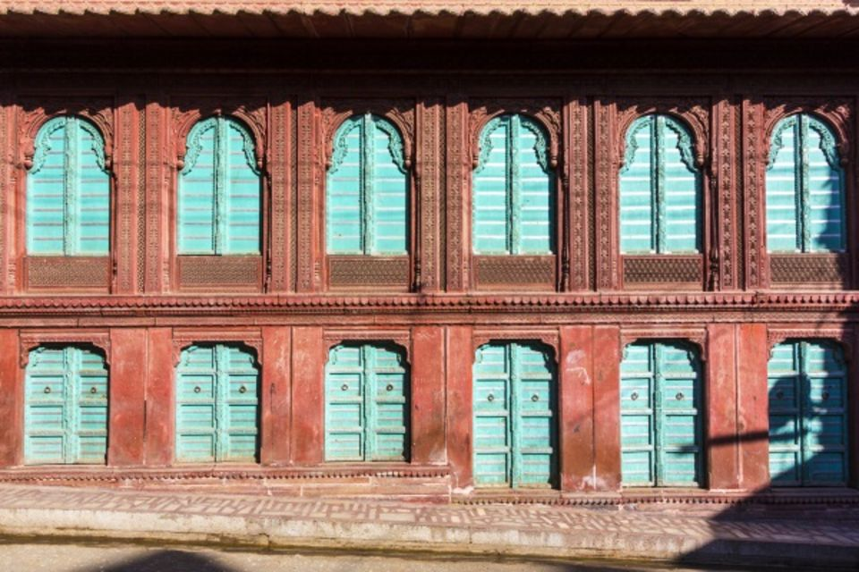Circuit Confidentiel Rajasthan Delhi Inde