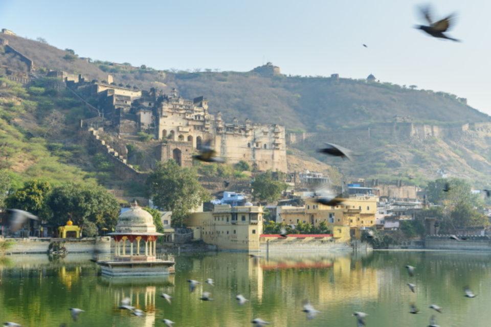 Circuit Forts et Palais du Rajasthan en Privatif Delhi Inde