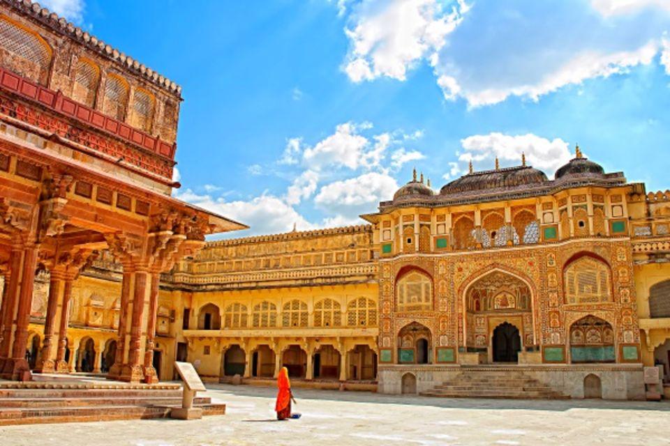 Circuit Les Incontournables du Rajasthan Delhi Inde