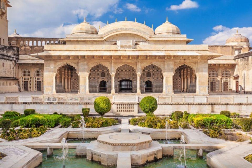 Circuit Trésors du Rajasthan Delhi Inde