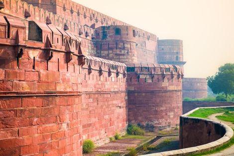 Inde-Delhi, Circuit FRAM Sur les pas des Maharadjahs 3*