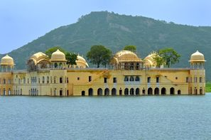 Inde-Delhi, Circuit Privatif Perles du Rajasthan 3* Sup Charme /4* Charme