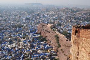 Inde-Delhi, Circuit I love india et extension vallée du Gange