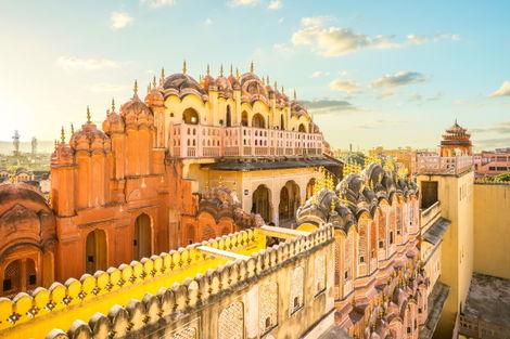 Circuit Les Essentiels De L'inde Du Nord Delhi Inde