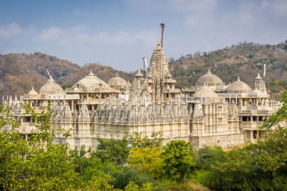 Circuit Mille Merveilles de l'Inde du Nord via Jaisalmer et Ranakpur Delhi Inde