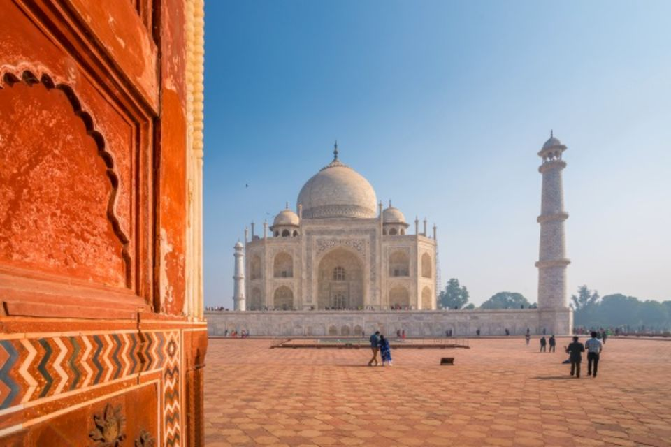 Circuit Beautés du Rajasthan Delhi Inde