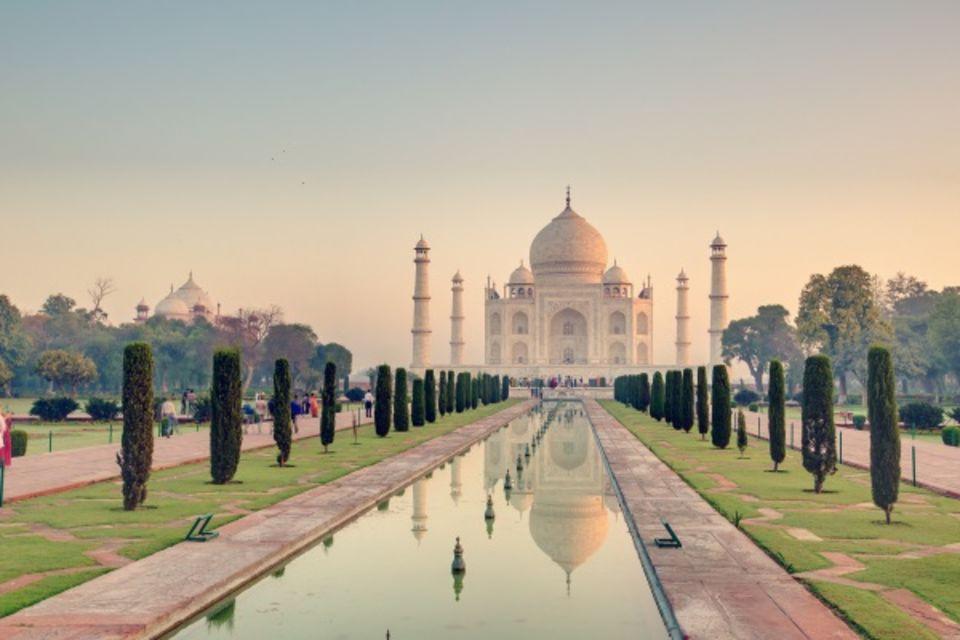 Circuit Sur la Route du Taj Mahal Delhi Inde
